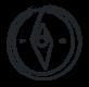 Weltkind-Icons-compass dark